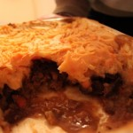 Shepherd's Pie with Leftover Lamb