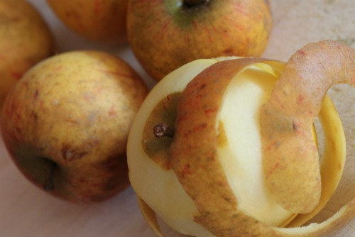 how to cook apples for baby led weaning