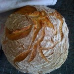 Sourdough Loaf by Housewife Confidential