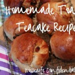 Homemade Teacake Recipe
