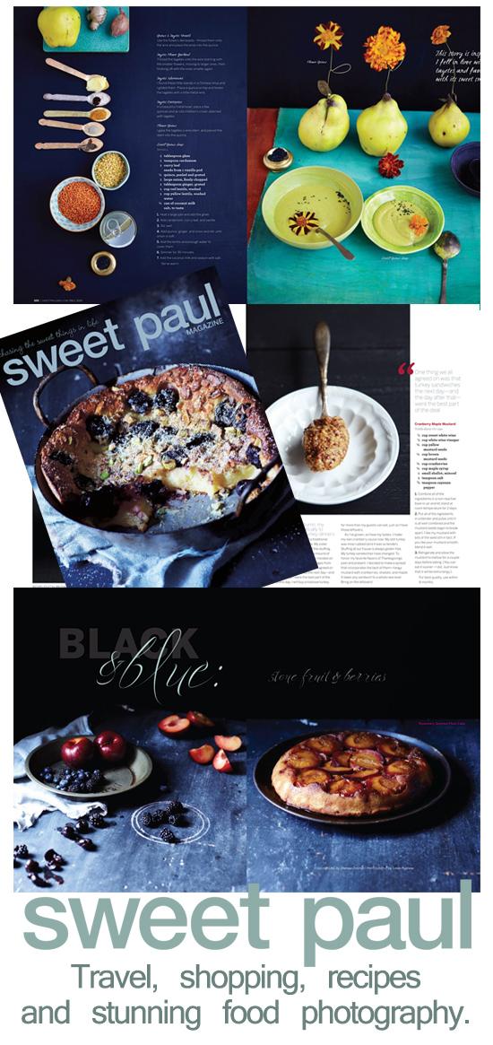 Sweet Paul Fall 13