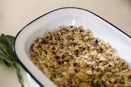 Sage and Onion Stuffing  - the Ultimate recipe!