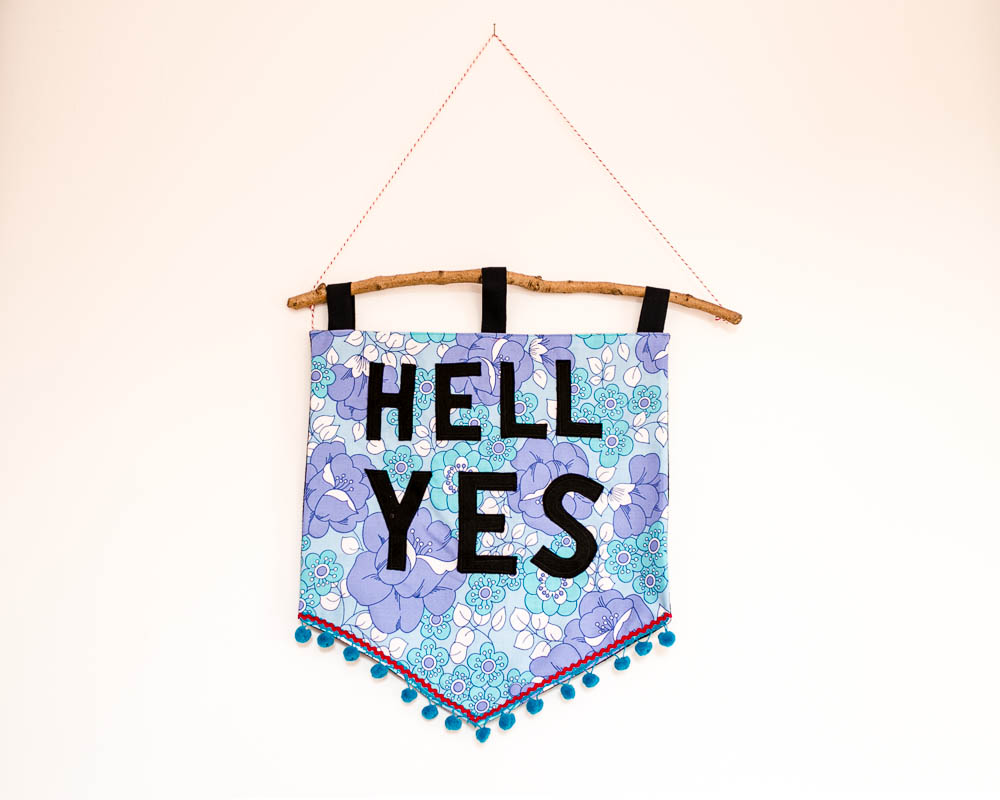 Hell Yes Banner (2)