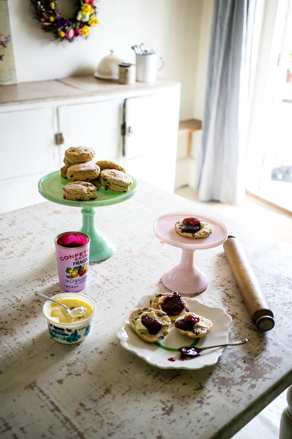Afternoon Tea Scones by Housewife Confidential-6