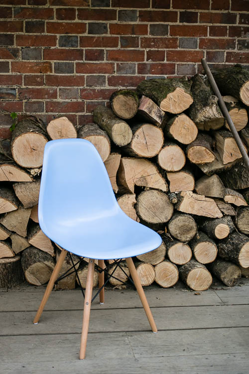 Eames Inspired Chair Giveaway on Housewife Confidential