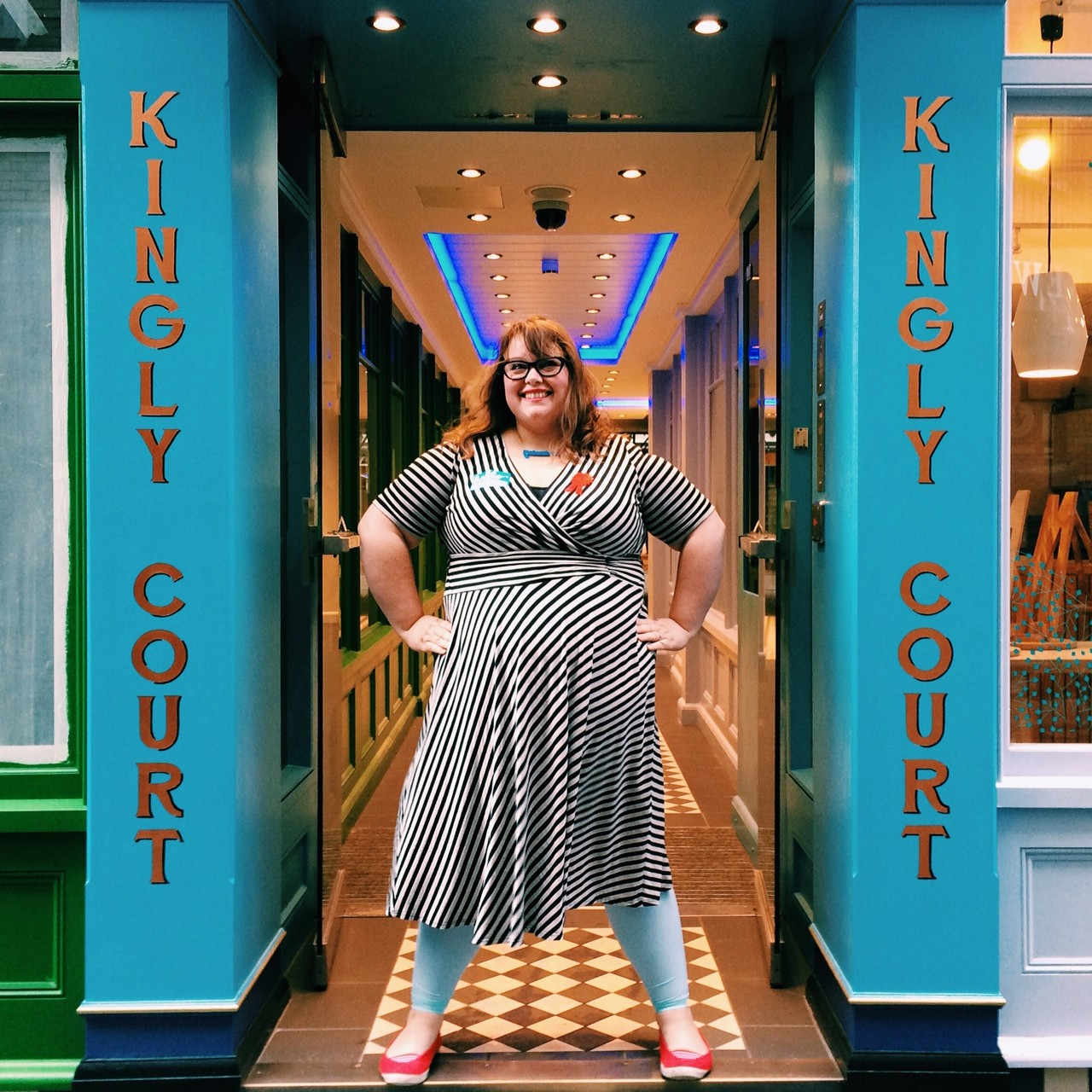 plus size fashion and my personal style - housewife confidential