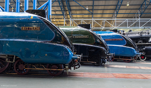 National Railway Museum - image by doctorjbeam on flickr.