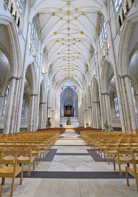 York Minster - image by michael_d_beckwith on flickr