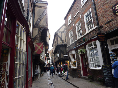 York - image by bethmoon527 on flickr.