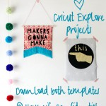 Mollie Makes Cricut Project