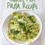 Sweet Pea Pasta Recipe