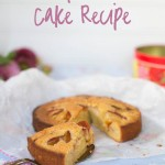 Plum and Hazelnut Cake Recipe