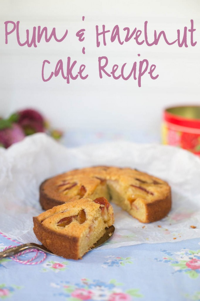 Delicious Plum and Hazelnut Cake Recipe from Housewife Confidential