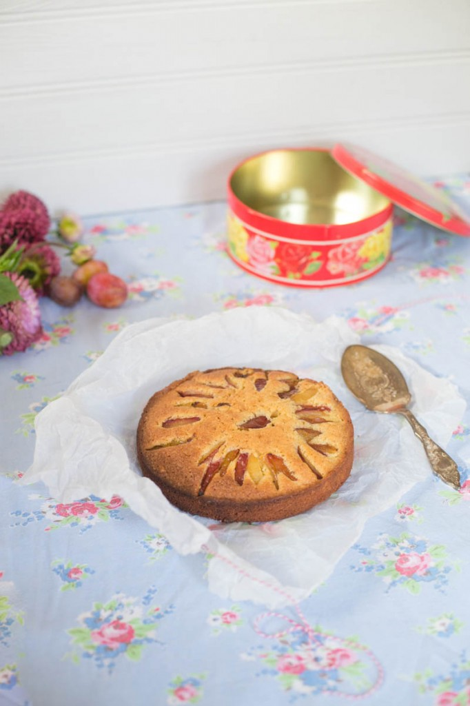 Plum and Hazelnut Cake Recipe from Housewife Confidential-8