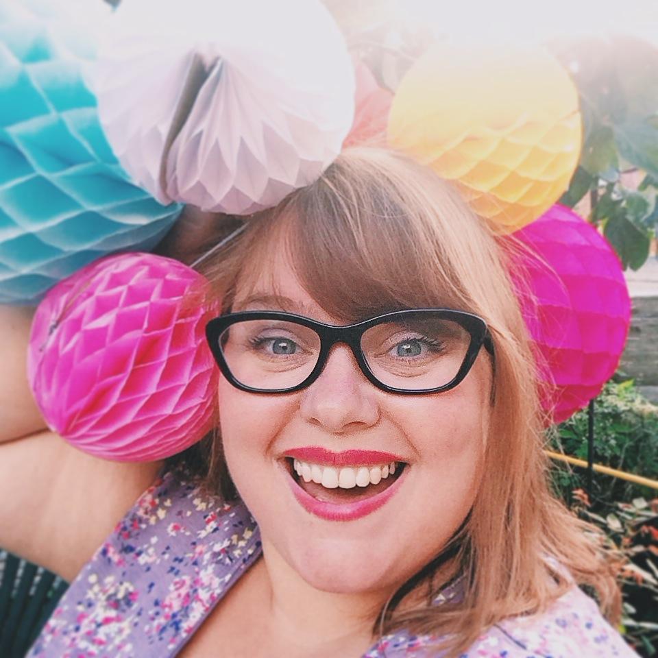 Kat Molesworth filled with joy