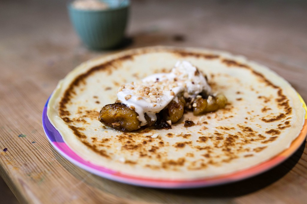Pancake Day Recipes at Housewife Confidential