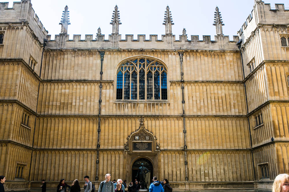 Oxford, England by Kat Molesworth