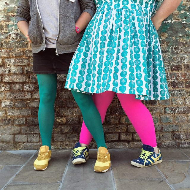 Our Colourful Summer by Kat Molesworth