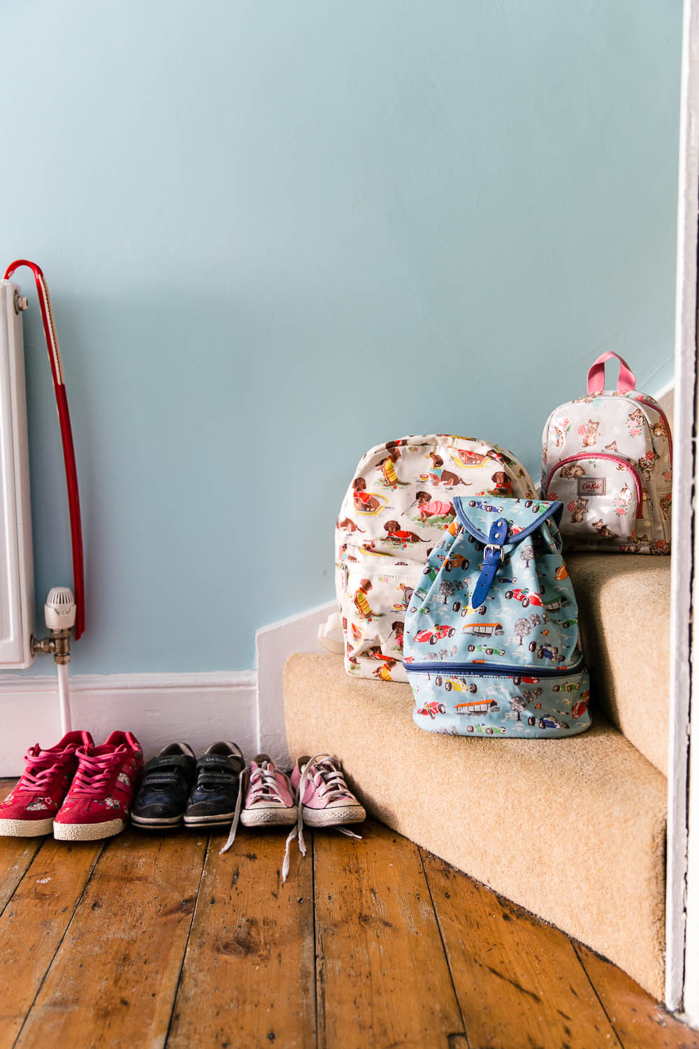 Cath Kidston #BagsToSchool at Housewife Confidential