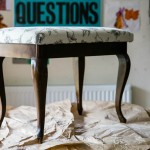 Piano Stool Makeover with Annie Sloan