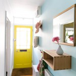 Hallway Makeover: Colour After Magnolia