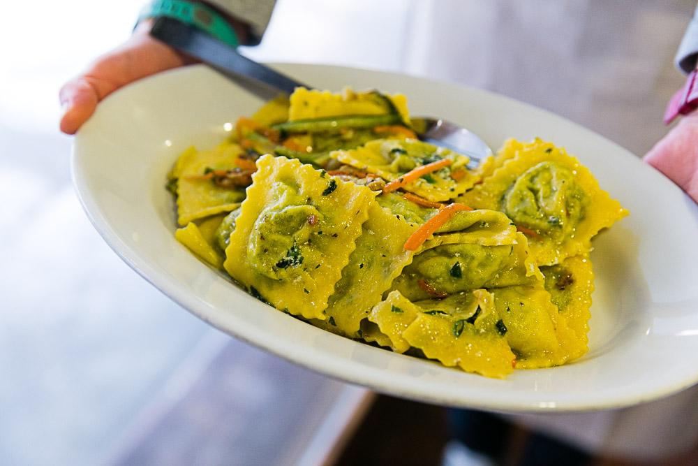 The Secret of Tortellini in Bologna