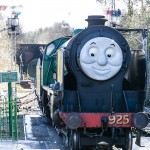 Riding the Watercress Line with Thomas
