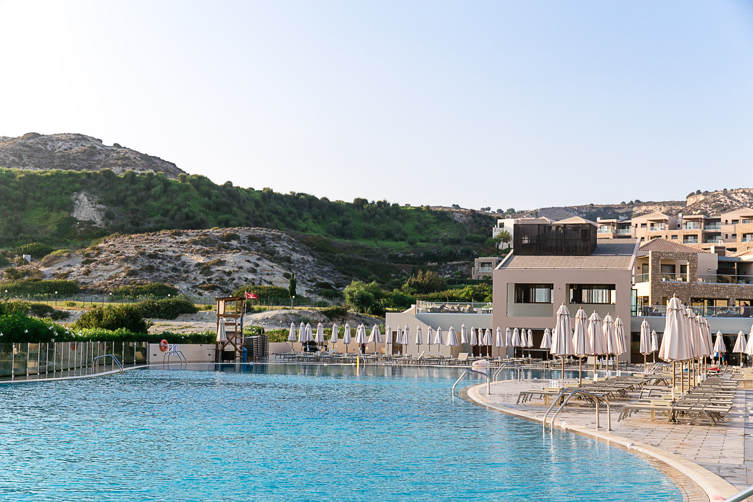 Thomson Holidays Family Life at Blue Lagoon Village Kos, Greece on Housewife Confidential