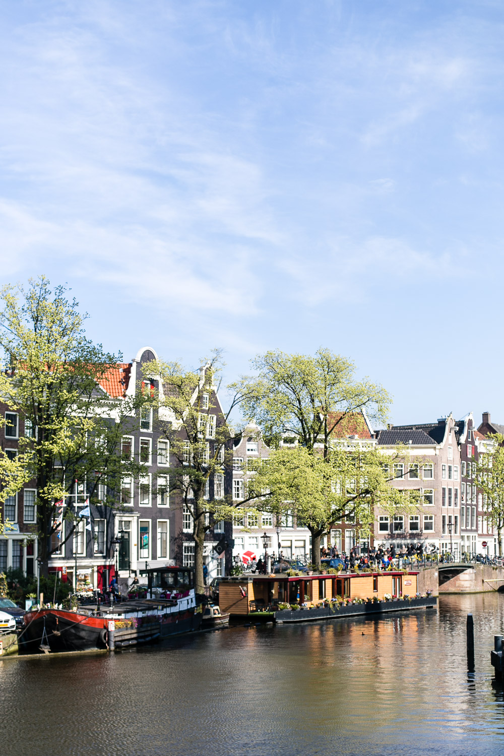 Canal Amsterdam © Kat Molesworth Photography
