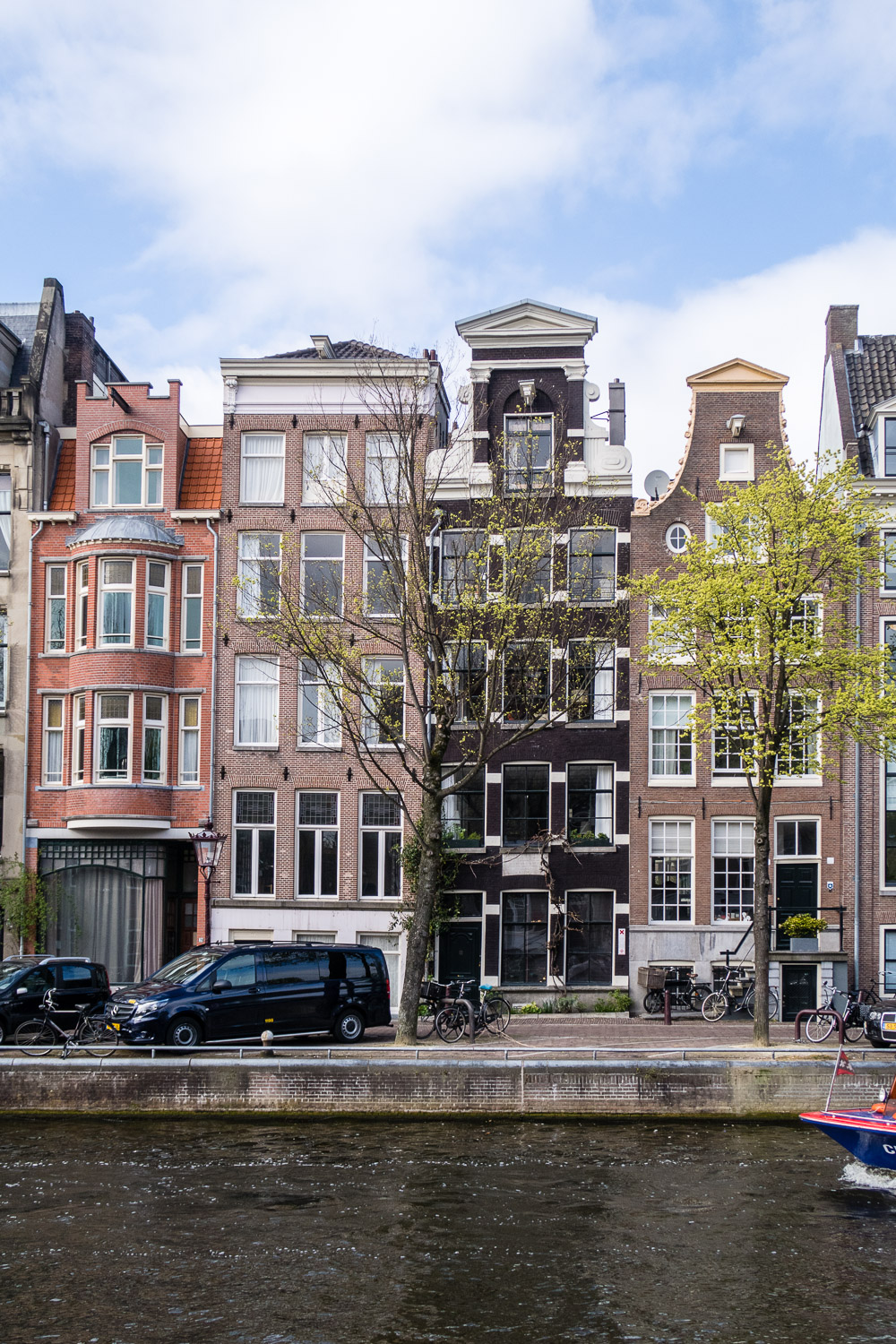 Canal Houses Amsterdam © Kat Molesworth Photography