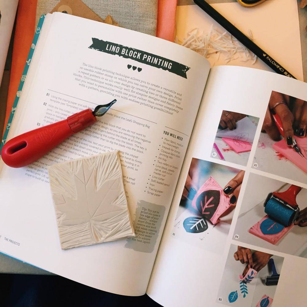 How to Print Fabric by Zeena Shah