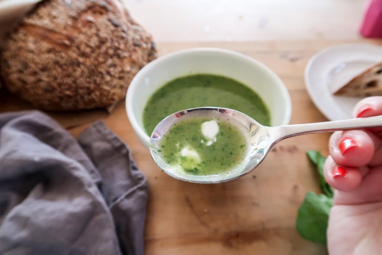 Watercress and Potato Soup Recipe